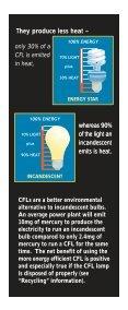CFLs - Sacramento Municipal Utility District - Page 4