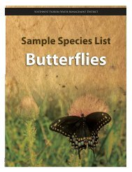 butterflies - cover sheet.ai - Southwest Florida Water Management ...