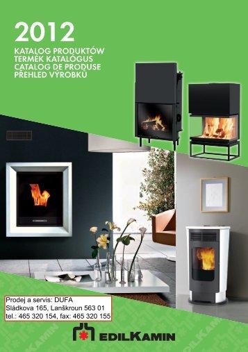 Katalog EdilKamin 2012