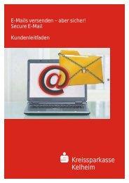 Kundenleitfaden - Kreissparkasse Kelheim