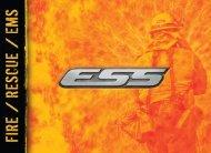 ess fire & rescue catalog - Public Safety Equipment Company LLC