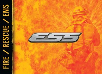 ess fire & rescue catalog - Public Safety Equipment Company LLC
