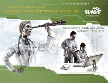 WHA Annual Convention - Wisconsin Hospital Association