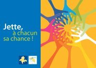 notre brochure - Jette - Région de Bruxelles-Capitale