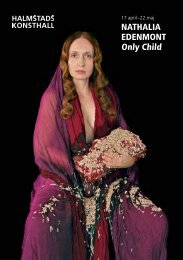 NATHALIA EDENMONT Only Child - Halmstad