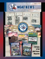 NGAT Magazine - Winter 2009 - National Guard Association of Texas