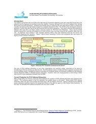 Understanding IPv4 Address Exhaustion ... - IPv6 Summit, Inc.