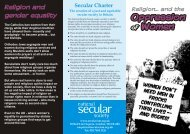 Women's Rights - National Secular Society