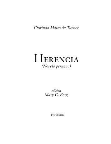 Herencia - Stockcero