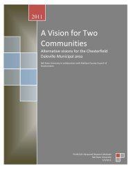 A Vision for Two Communities - The Madison County Council of ...