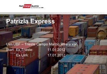 Patrizia Express (pdf) - Rail Cargo Austria
