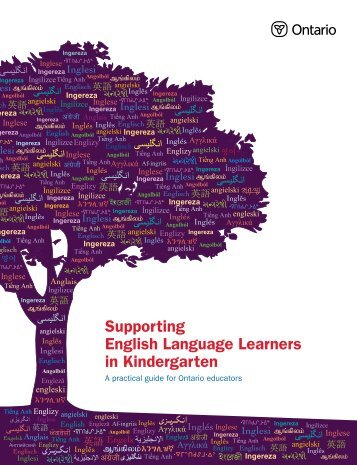 Supporting English Language Learners in Kindergarten