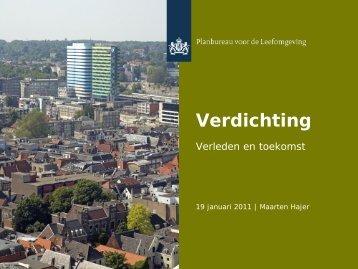 download de presentatie van Maarten Hajer op het symposium ...