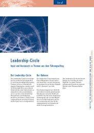 Leadership-Circle - Institut für Organisationsberatung und Dialog ...