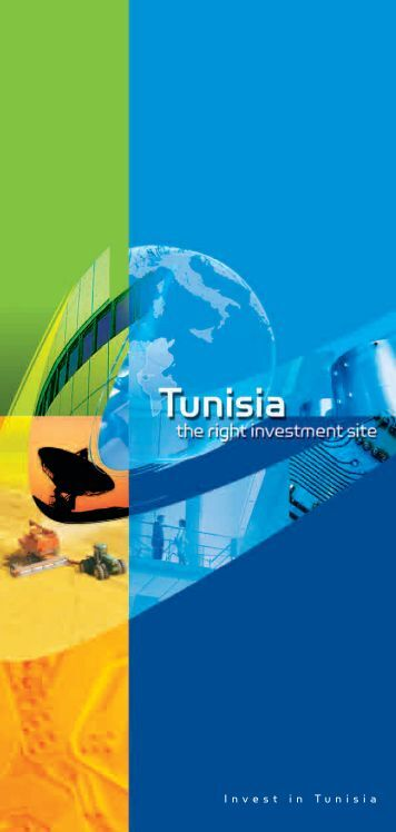 Mise en page 1 - Invest in Tunisia, The Foreign Investment ...