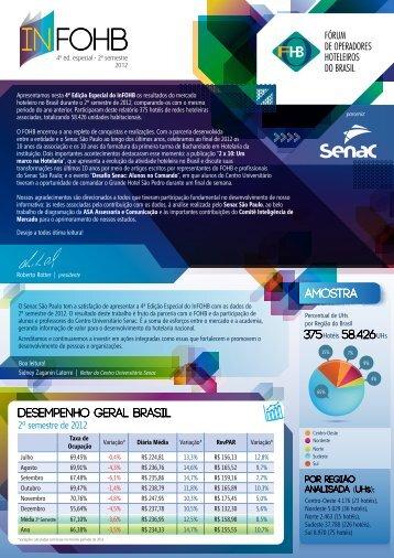 4ª Edição Especial - 2º semestre 2012 - FOHB