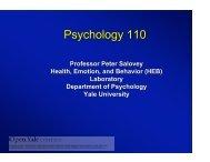Lecture 9 [PDF] - Yale University