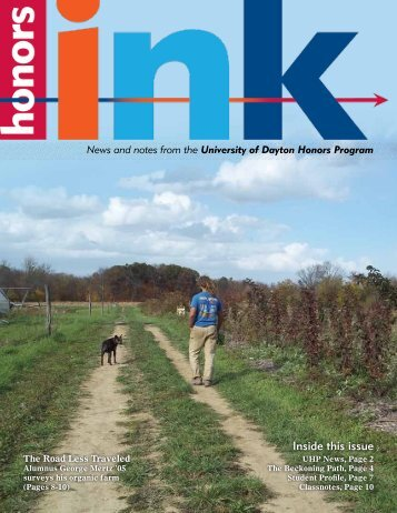 Inside this issue - University of Dayton
