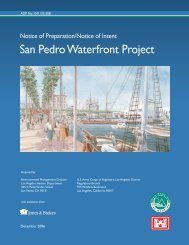 Special Public Notice - Port of Los Angeles