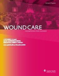 Wound Care - Capital Health