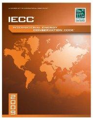 2009 International Energy Conservation Code - Ironwarrior.org