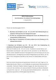 Politiknewsletter 3/2012 zum Download - RWGV