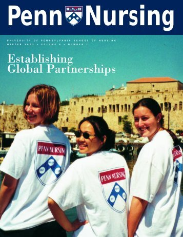 Establishing Global Partnerships - University of Pennsylvania ...