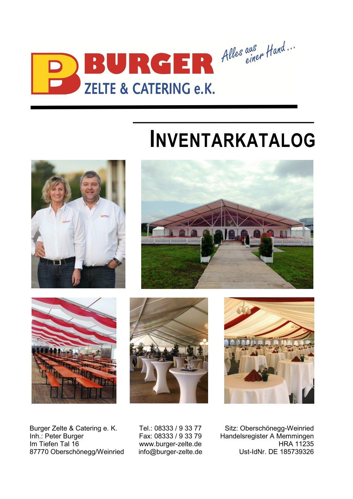8 Free Magazines From Burgerzelte