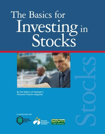 Basics for Investing in Stocks