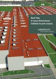Roof Top: O noua dimensiune. Calitate la pret scazut. - robatherm