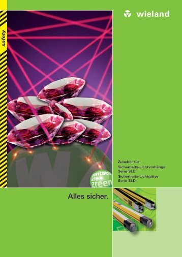 Serie SLC / SLD - Wieland Electric