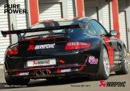 Porsche 997 GT3 - GP Products