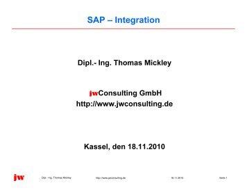 Präsentation Download, pdf, 500 KB - jwConsulting GmbH