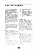 Rezeptbuch - Sauna WM 2010 - Seite 5
