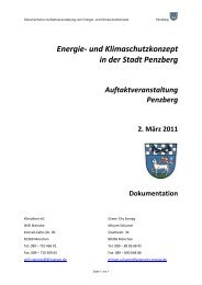 Dokumentation Infoveranstaltung 02.03.2011 - Penzberg