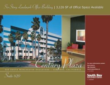 550 S. Winchester Boulevard, Suite 620