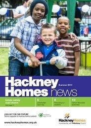 Hackney Homes News Summer 2013