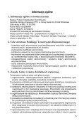 Sprawozdanie z działalności PTE w latach 2005-2010 - Polskie ... - Page 6