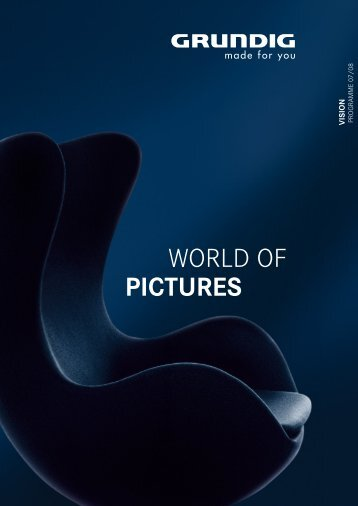 WORLD OF PICTURES - Grundig