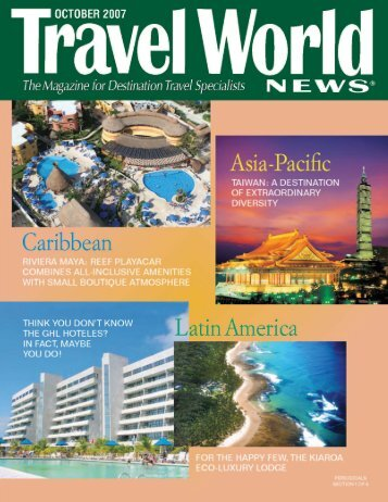 1-1007-Main Book.qxp - Travel World News