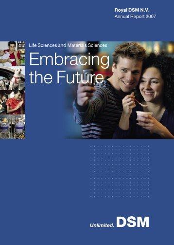 Annual Report 2007 - DSM