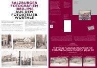 Nr. 139 - Verein der Freunde der Salzburger Geschichte