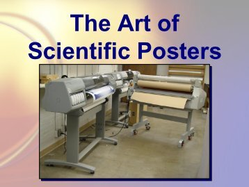 Printing Services Power Point Presentation - UNMC