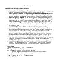 Dialectical Journal Rubric.pdf - Keller ISD Schools