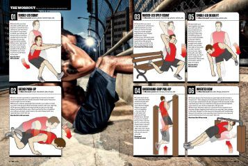 the Cardio Acceleration Workout. - Men's Fitness Magazine