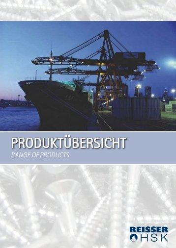 Download als pdf - REISSER Schraubentechnik GmbH