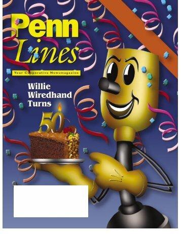 May 2001 - PREA - The Pennsylvania Rural Electric Association