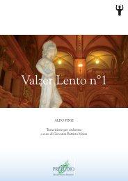 Anteprima PDF - Preludio Music