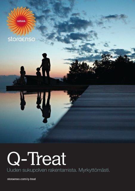Q-Treat esite - Puuinfo