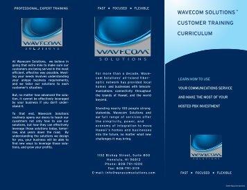 Here - Wavecom Solutions